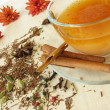 Stock Photo: Rooibos Chai