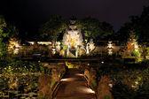 Pura taman saraswati — Stock fotografie