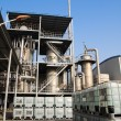 Phosphate chemical plant — Stock Photo