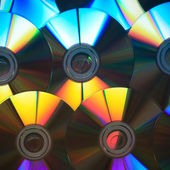 Cd rom disks — Stock Photo