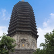 Buddhistic pagoda — Stock Photo