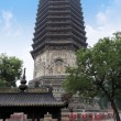 A buddha pagoda - Lizenzfreies Foto