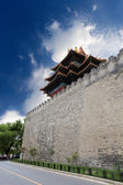 The turret of the forbidden city — Stok fotoğraf