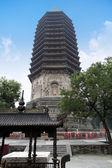 A buddha pagoda — Stock Photo