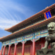 Beijing forbidden city — Stock Photo #7462167