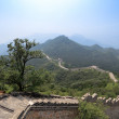 The great wall in beijing — Stock Photo