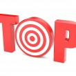 Top. Success concept. — Stock Photo