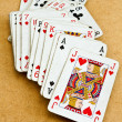 Old deck of cards — Stock Photo #6780892