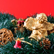 New Year decorations — Foto Stock