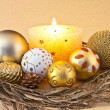 New Year decorations — Stock Photo #7386710