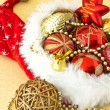 New Year decorations — Stock Photo #7387053