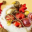 New Year decorations — Stock Photo #7387088