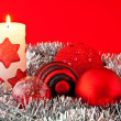 New Year decorations — Stock Photo #7387190