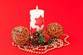Decoración de año nuevo — Foto de Stock