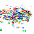 Pile of colorful confetti — Stock Photo #7347962
