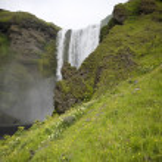 Skogafoss waterfall — Stock Photo #7922561