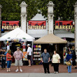 Постер, плакат: Portland Saturday Market