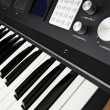Stock Photo: Synthesizer, electronik keyboard