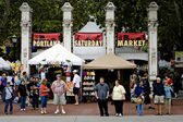 Portland Saturday Market — Stock Photo
