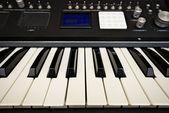 Advanced synthesizer — Stock Photo