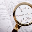 Math reference book — Stock Photo #7930415