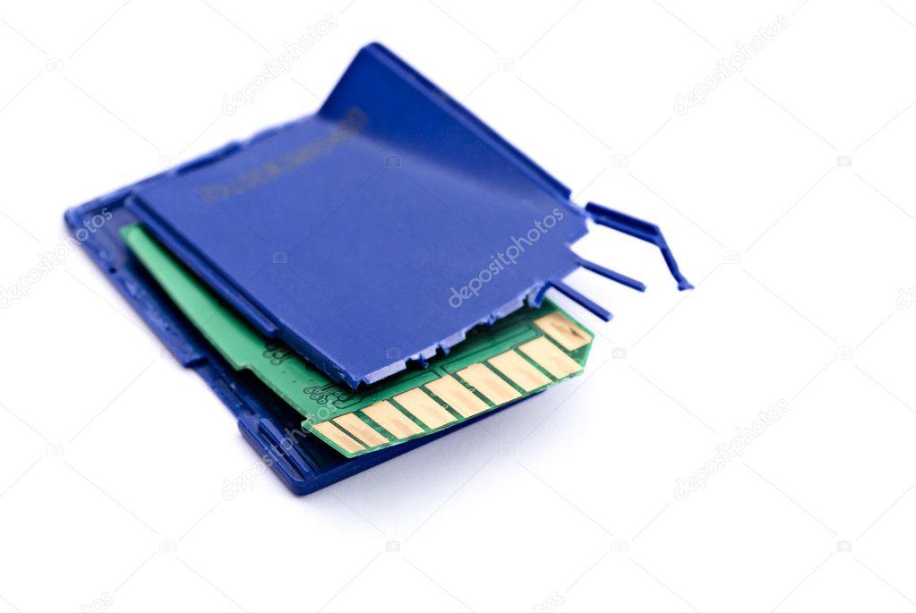 Как отремонтировать карту памяти
