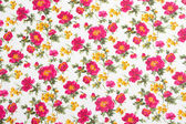 Floral pattern on seamless cloth. Flower bouquet. — Stock Photo
