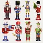 Christmas Icons — Stock Vector #6867570