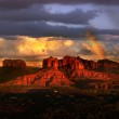 Sunset in Sedona — Stock Photo #6906080