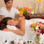 Massage and Skincare Spa — Stock Photo