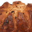 Raisin Rye Bread — Stock Photo
