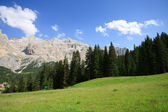 Sella - Val Gardena, Dolomites — Stock Photo