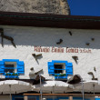 Stock Photo: Comici refuge - Val Gardena