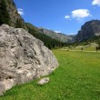Stock Photo: Vallung(Val Gardena)