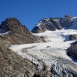 Morteratsch Glacier — Stock Photo