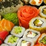 伝統的な日本の寿司 — ストック写真