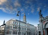 Town Hall. — Stock Photo