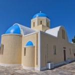 Santorini Oia Church 08 — Stock Photo