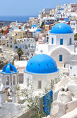 Santorini Oia Church 02 — Stock Photo