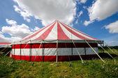 Circus tent — Stock Photo