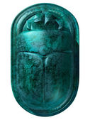 Ancient Egyptian Scarab Beetle — Stock Photo