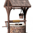 Ancient wishing well -  
