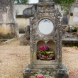Very old grave — Stock Photo