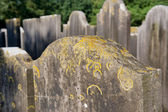 Very old cemetery — Stock Photo