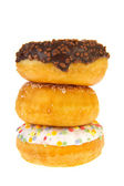 Sugary sweet donuts — Stock Photo