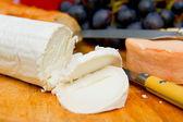 Cheese assortment — Stock Photo