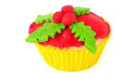 Cupcake di natale — Foto Stock