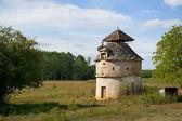 Gamla dove tornet i frankrike — Stockfoto