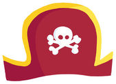 Pirate Hat — Stock Photo