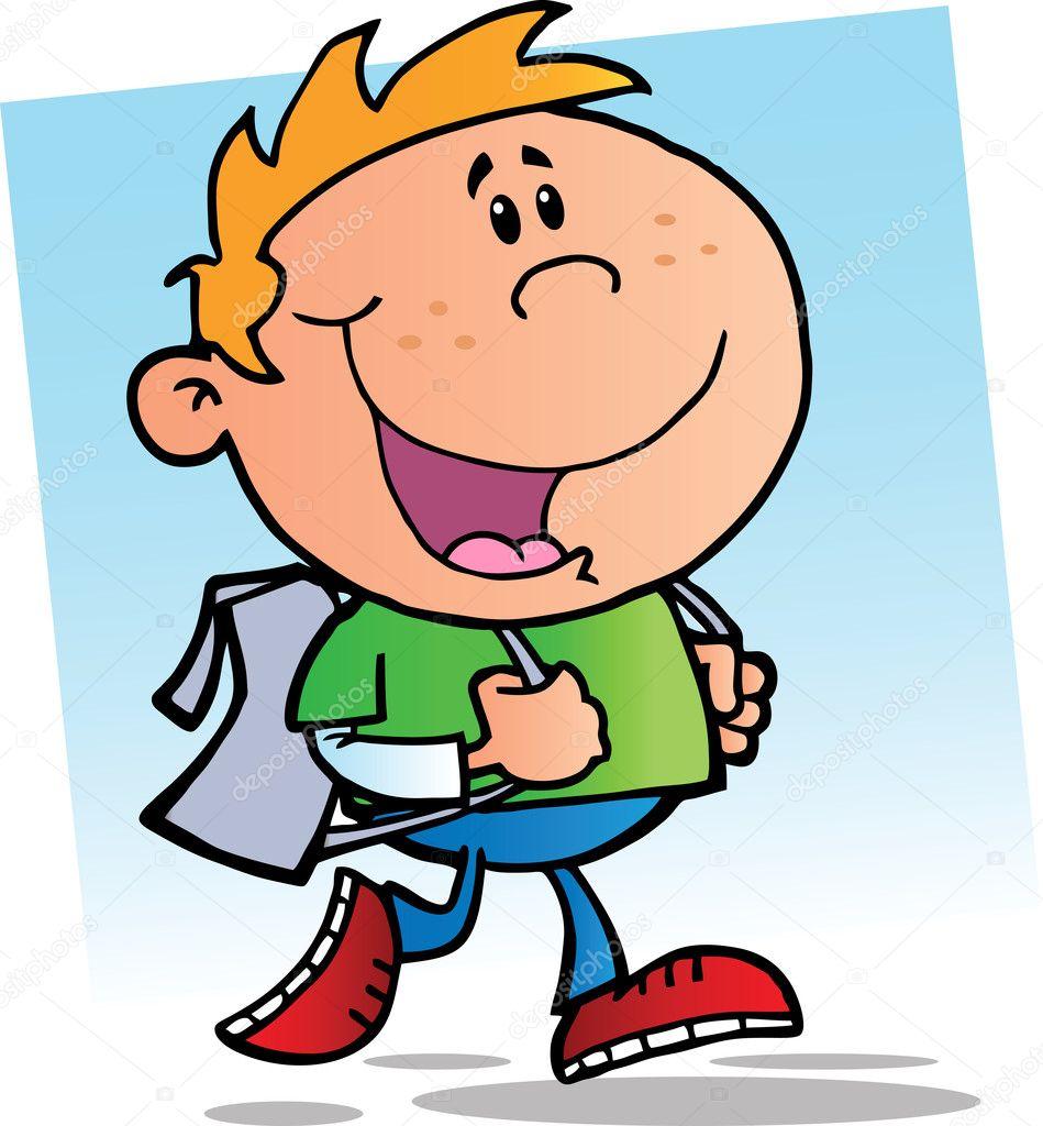 Image Gallery happy student cartoon